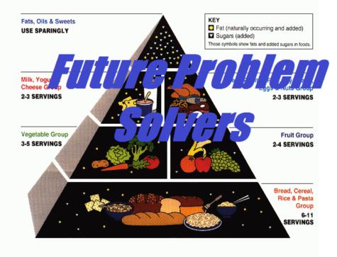 Future Problem Solvers