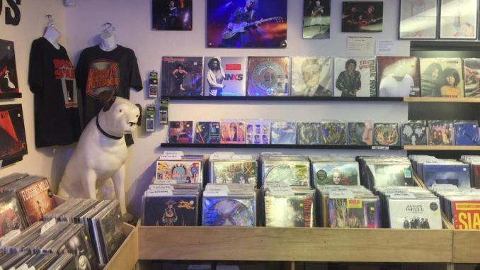 Best of SC: Vinyl Records – Moldy Toes Records – Triton Times