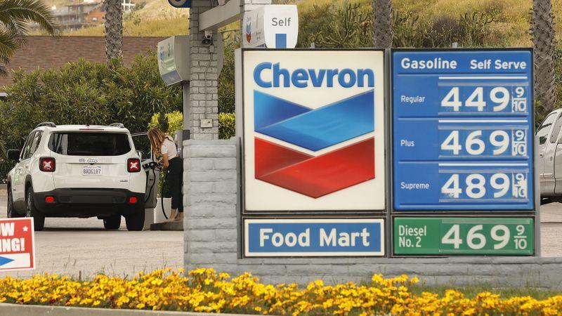 Gas Prices In California >> 4 Gasoline A New Reality In California Triton Times