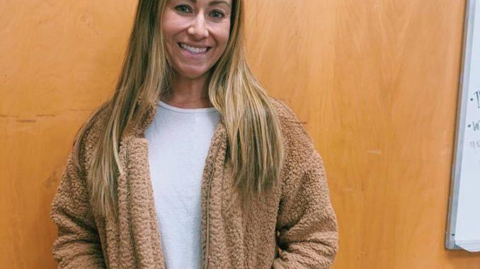 Mrs. Black, math teacher at SCHS