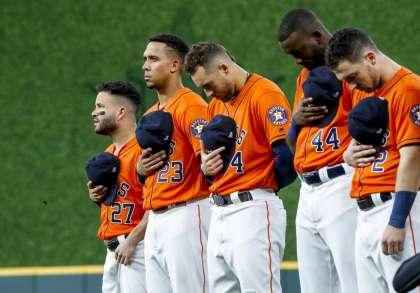 Astros Team >> Houston Astros Under Investigation After Cheating